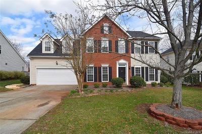 Single Family Home For Sale: 17237 Baldwin Hall Drive