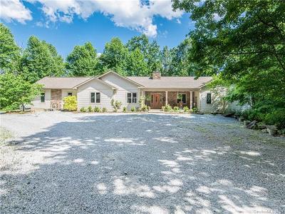 Single Family Home For Sale: 1468 Mount Olivet Road