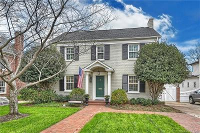 Eastover Single Family Home Under Contract-Show: 1321 Biltmore Drive
