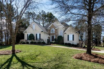 Mint Hill Single Family Home Under Contract-Show: 10502 Woodhollow Road