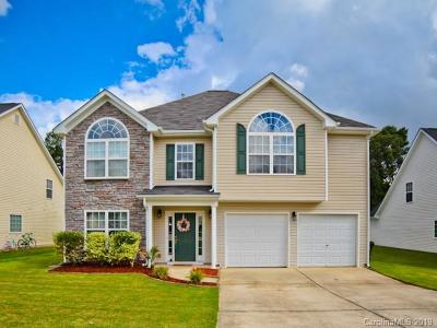 Rock Hill Single Family Home Under Contract-Show: 659 Winding Branch Road