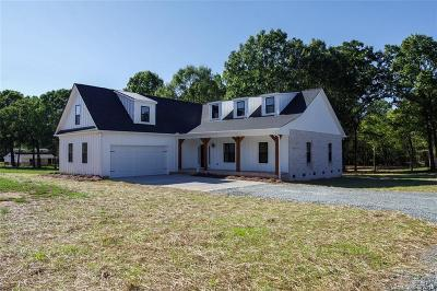Waxhaw Single Family Home For Sale: 8510 Tirzah Church Road #4