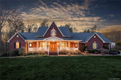 China Grove Single Family Home Under Contract-Show: 371 Crooked Creek Lane