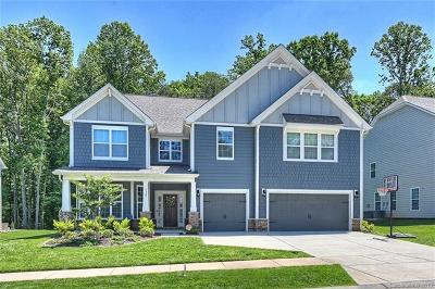 Mooresville Single Family Home For Sale: 138 Canoe Pole Lane