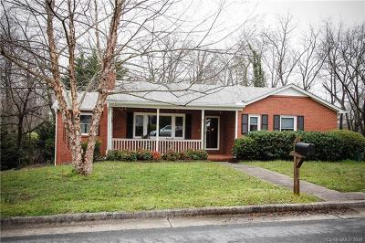 Albemarle Single Family Home Under Contract-Show: 1013 N 10th Street #PT LTS 1