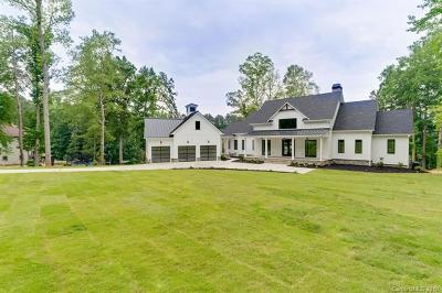 Mooresville Single Family Home For Sale: 389 Stumpy Creek Road