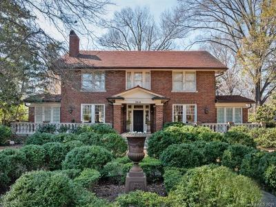 Single Family Home For Sale: 2610 Selwyn Avenue