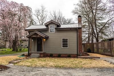 Brevard Single Family Home Under Contract-Show: 78 Duckworth Avenue