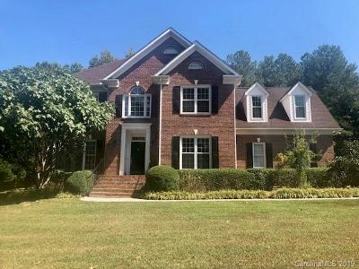 Fort Mill Single Family Home For Sale: 2948 Eppington So Drive