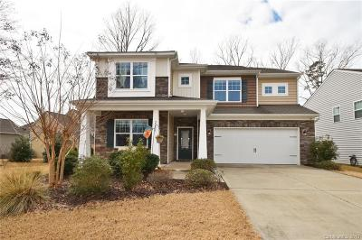Waxhaw Single Family Home For Sale: 2008 Deer Meadows Drive