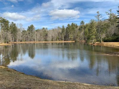 Cedar Mountain, Dunns Rock Residential Lots & Land For Sale: Lot 9 Marshall Lake Road #9
