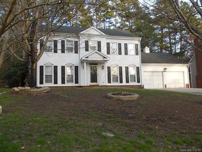 Single Family Home For Sale: 8233 Charles Crawford Drive