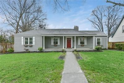 Charlotte Single Family Home Under Contract-Show: 1001 Leigh Avenue