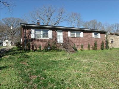 Rock Hill Single Family Home For Sale: 809 Cambridge Circle