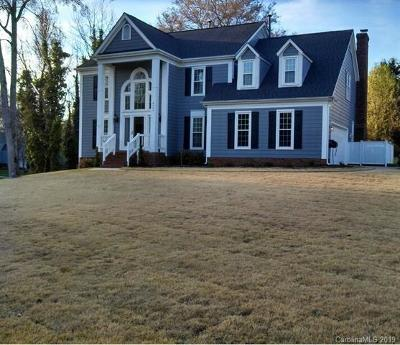 Single Family Home For Sale: 6404 High Creek Court