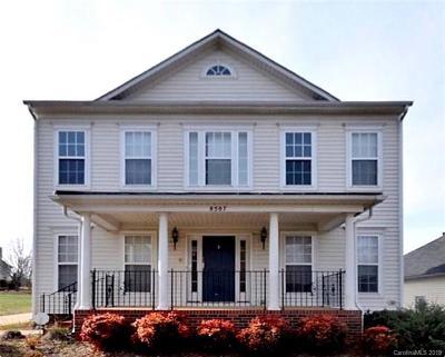 Gilead Ridge Single Family Home For Sale: 8507 Castledown Drive