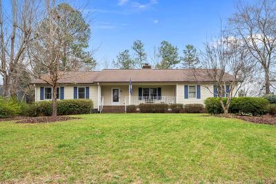 Fort Mill Single Family Home For Sale: 1239 Honeybee Trail