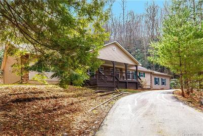 Brevard Single Family Home For Sale: 38 W Dogwood Circle