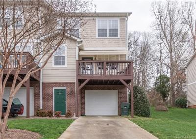 Mooresville Condo/Townhouse Under Contract-Show: 139 High Ridge Road