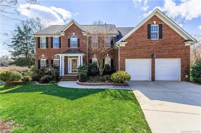Charlotte Single Family Home For Sale: 5603 Hartfield Downs Drive