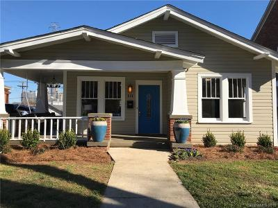Charlotte Single Family Home Under Contract-Show: 515 S Summit Avenue