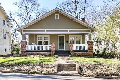 Asheville Single Family Home Under Contract-Show: 30 Woodvale Avenue