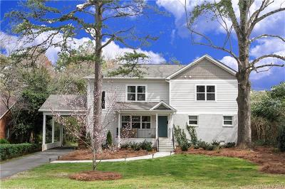 Charlotte Single Family Home For Sale: 4217 Walker Road