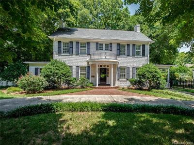 Charlotte Single Family Home Under Contract-Show: 1301 Providence Road