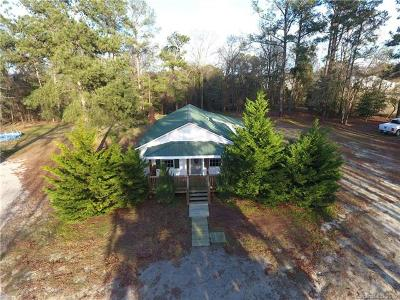 Anson County Single Family Home For Sale: 2725 Peru Road