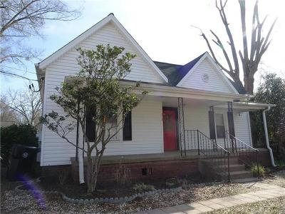 Iredell County Single Family Home For Sale: 713 N Church Street