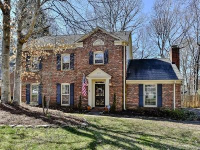 Single Family Home For Sale: 6311 Willow Run Drive