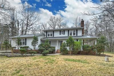 Monroe Single Family Home Under Contract-Show: 2218 Walnut Lane