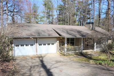 Hendersonville Single Family Home For Sale: 117 Pinnacle Circle
