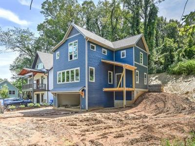 Asheville Single Family Home For Sale: 12 Mears Avenue