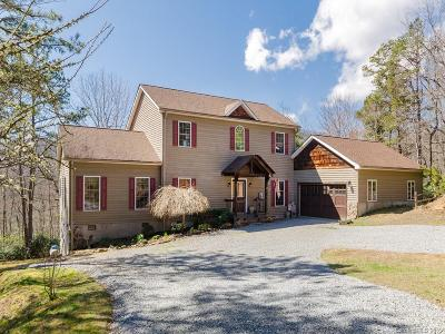 Pisgah Forest Single Family Home For Sale: 299 Lookout Drive