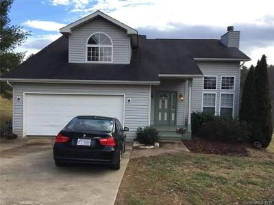 Weaverville Single Family Home For Sale: 164 Kennedy Road