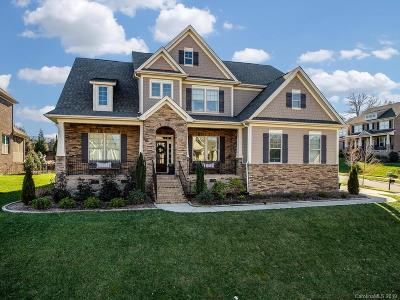 Huntersville Single Family Home Under Contract-Show: 14104 Salem Ridge Road