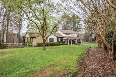 Huntersville Single Family Home For Sale: 11901 Everett Keith Road