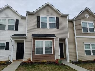 Statesville Condo/Townhouse For Sale: 812 Ranchero Street