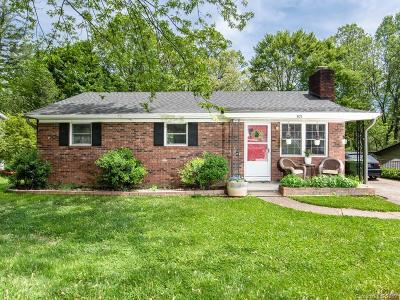 Asheville Single Family Home For Sale: 305 Fairfax Avenue