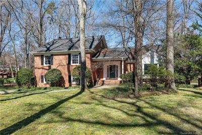 Barclay Downs, beverly woods, beverly woods east Single Family Home For Sale: 5500 Warewhip Lane
