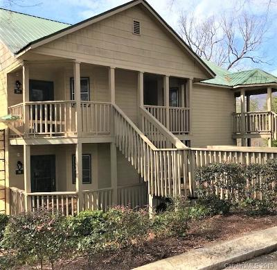 Bat Cave, Chimney Rock, Columbus, Gerton, Lake Lure, Mill Spring, Rutherfordton, Saluda, Tryon, Union Mills Condo/Townhouse For Sale: 160 Whitney Boulevard #31