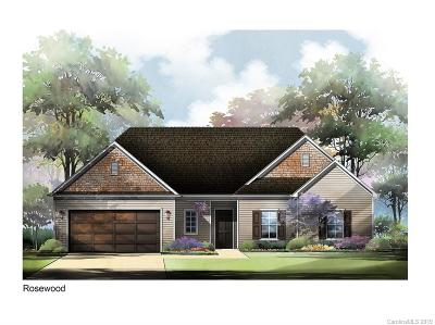 Lincolnton Single Family Home For Sale: Lot 20 Eagle Drive #Lot 20
