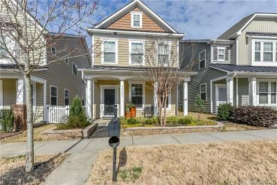 Huntersville Single Family Home For Sale: 13141 Heath Grove Drive