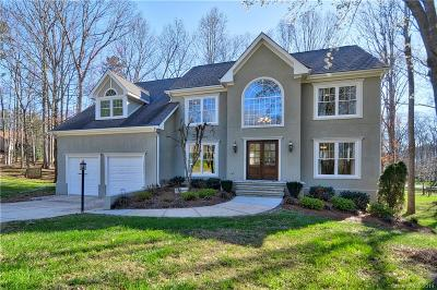 Huntersville Single Family Home Under Contract-Show: 14601 Stonegreen Lane