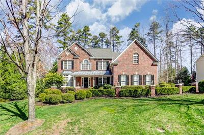 Huntersville Single Family Home For Sale: 6121 Savannah Grace Lane