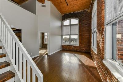 Charlotte Condo/Townhouse For Sale: 201 S Hoskins Road #335