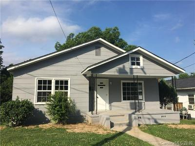 Salisbury Single Family Home For Sale: 1429 Horah Street