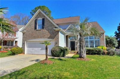 Charlotte Single Family Home For Sale: 9727 Woodend Court
