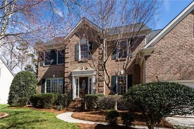 Charlotte Single Family Home Under Contract-Show: 7321 Santorini Lane